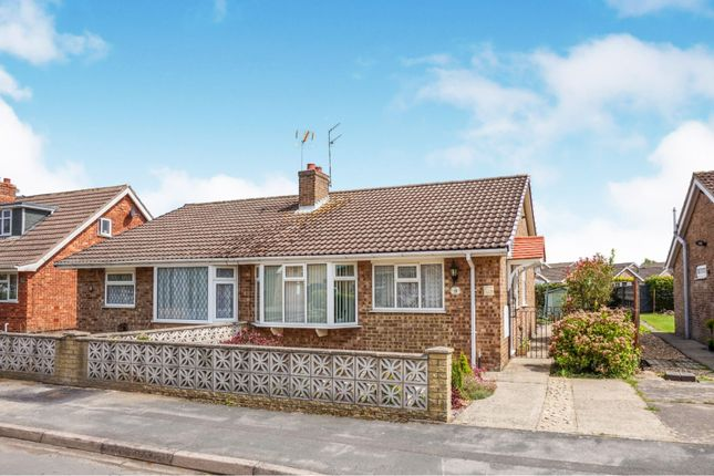 Thumbnail Semi-detached bungalow for sale in Minster Close, Haxby