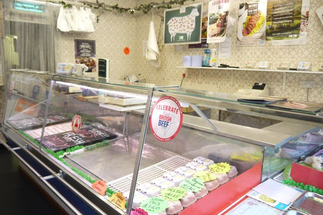 Thumbnail Retail premises for sale in Butchers HG2, Starbeck, North Yorkshire