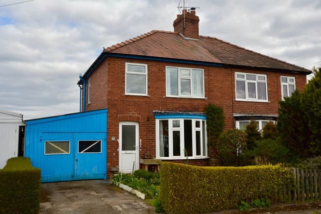 Thumbnail Semi-detached house for sale in Whitfield Avenue, Pickering