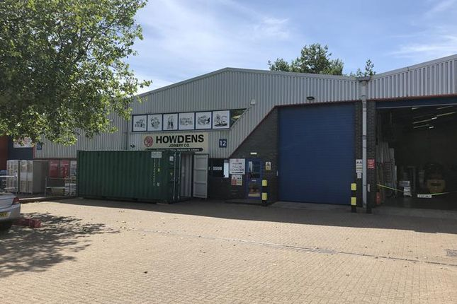 Thumbnail Light industrial to let in White Lodge Business Park, Hall Road, Norwich