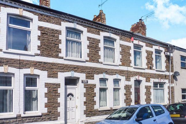 3 bed terraced house for sale in Carlisle Street, Splott, Cardiff