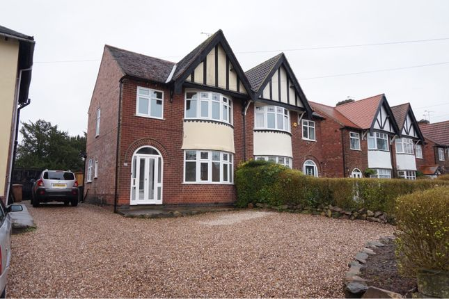 Thumbnail Semi-detached house to rent in Chaddesden Lane, Derby