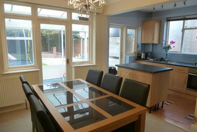 Thumbnail Semi-detached house for sale in Nevanthon Road, Western Park, Leicester