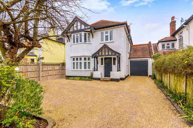 Thumbnail Detached house for sale in Arnison Road, East Molesey