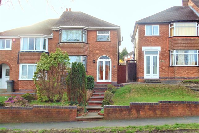 Thumbnail Semi-detached house to rent in Gorse Farm Road, Great Barr