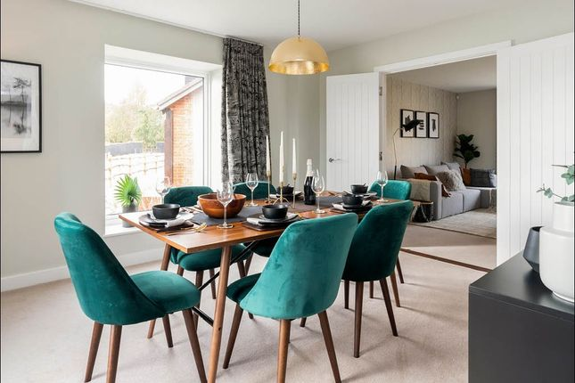 Thumbnail Detached house for sale in Stane Street, Pulborough