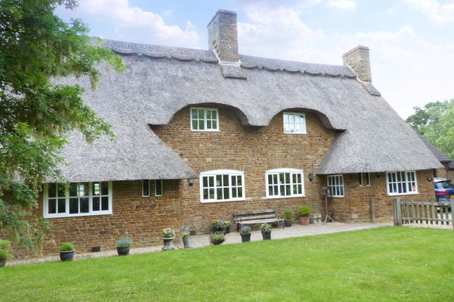 Thumbnail Detached house for sale in Main Road, Thenford, Banbury