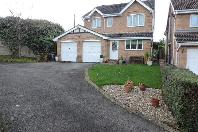 4 bed detached house for sale in Churcroft, Redbrook, Barnsley