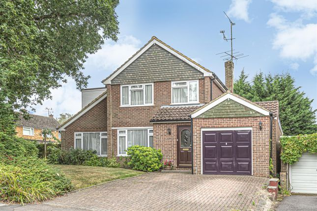 Thumbnail Detached house for sale in Pensford Close, Crowthorne, Berkshire