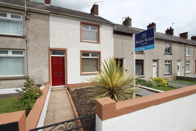 Thumbnail Terraced house for sale in Rashee Road, Ballyclare