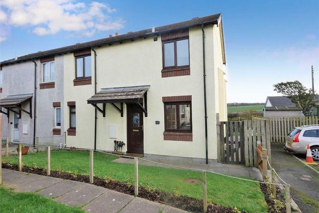 Thumbnail Semi-detached house for sale in Winsworthy, Higher Clovelly, Bideford, Devon