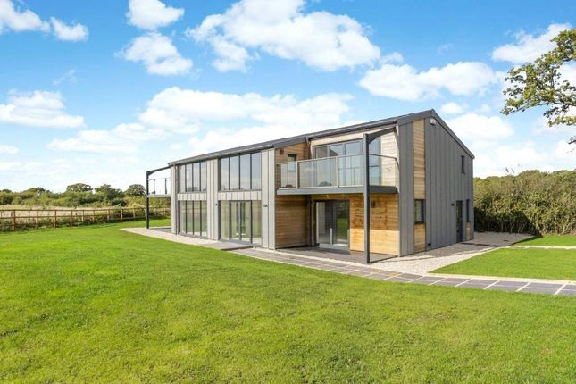 Thumbnail Detached house for sale in Braydon, Swindon, Wiltshire