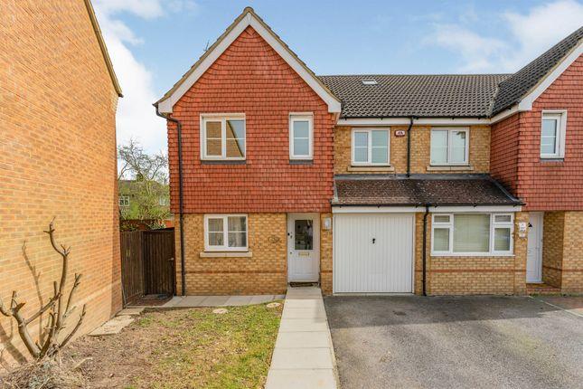 5 bed end terrace house for sale in Daisy Drive, Hatfield AL10