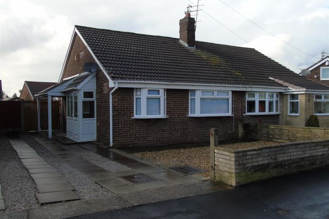 Thumbnail Semi-detached bungalow to rent in Kempton Park Road, Aintree, Liverpool