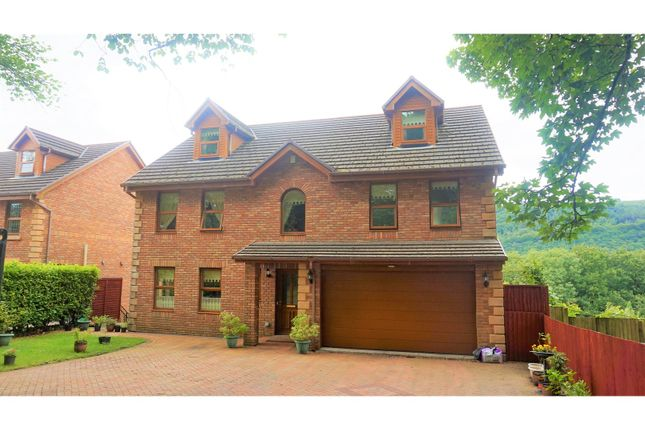 Thumbnail Detached house for sale in Henfaes Rd, Neath