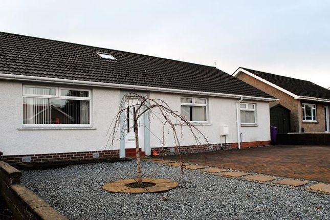 Thumbnail Semi-detached bungalow for sale in Gallowden Road, Arbroath