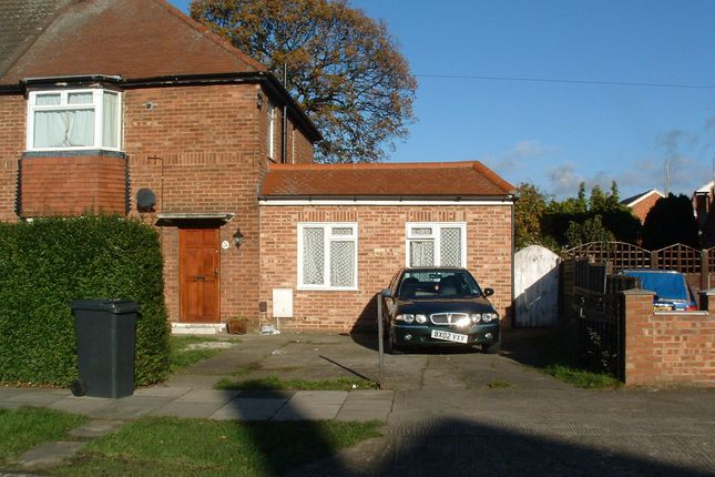 Thumbnail Property to rent in Tostig Avenue, Acomb, York
