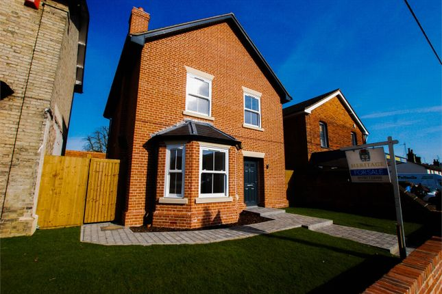 Thumbnail Detached house for sale in Tundra Close, Sible Hedingham, Essex