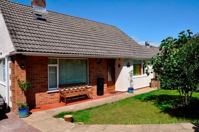 Thumbnail Detached bungalow for sale in Downside Road, Downside, Nr Backwell