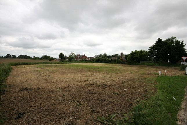 Thumbnail Land for sale in Rear Of 1 Clough Road, Gosberton Risegate