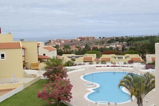 Thumbnail Town house for sale in Av. Kurt Konrad Mayer, Madroñal De Fañabe, Adeje, Tenerife, Canary Islands, Spain