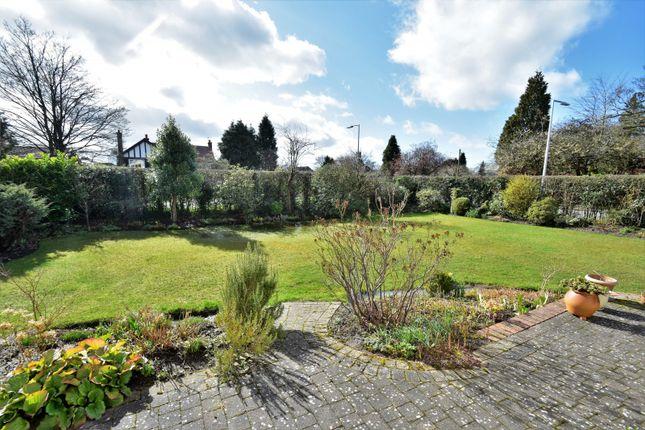Garden of Broadway, Bramhall, Stockport SK7