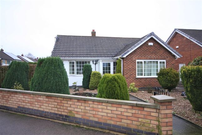 Thumbnail Bungalow for sale in Stainsdale Green, Whitwick, Coalville