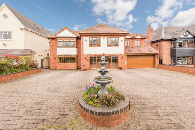 Thumbnail Detached house for sale in Hamilton Avenue, Harborne, Birmingham