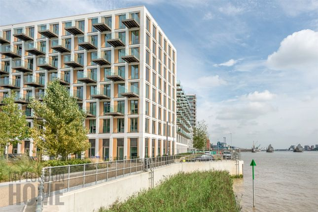 1 bed flat for sale in Latitude Building, Royal Wharf, Royal Docks, London