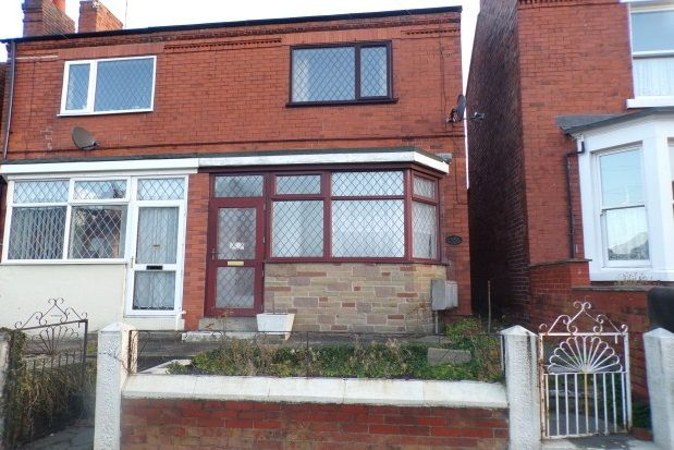 Semi-detached house in  Station Road  North Wingfield  Chesterfield  Hackney