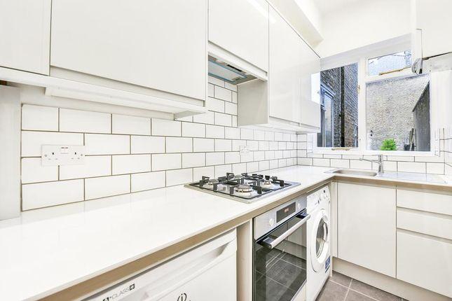 Kitchen of Chestnut Grove, London SW12