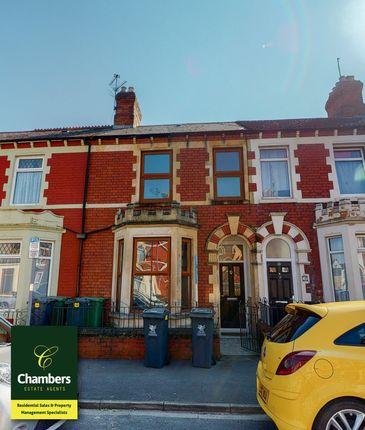Coedcae Street, Cardiff CF11
