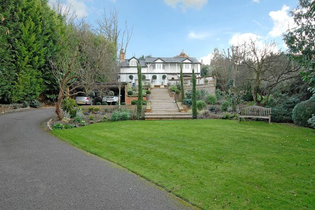 Thumbnail Detached house to rent in Cookham Dean Bottom, Cookham, Maidenhead