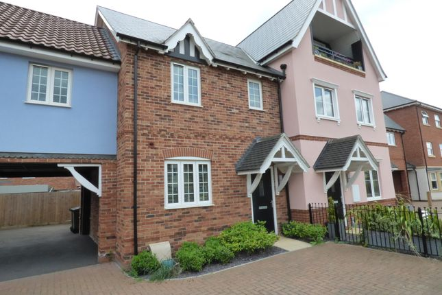 Thumbnail Semi-detached house for sale in Market Lane, Witham