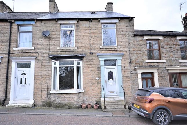 4 bed terraced house for sale in Rose Terrace, Middleton-In-Teesdale, Barnard Castle DL12