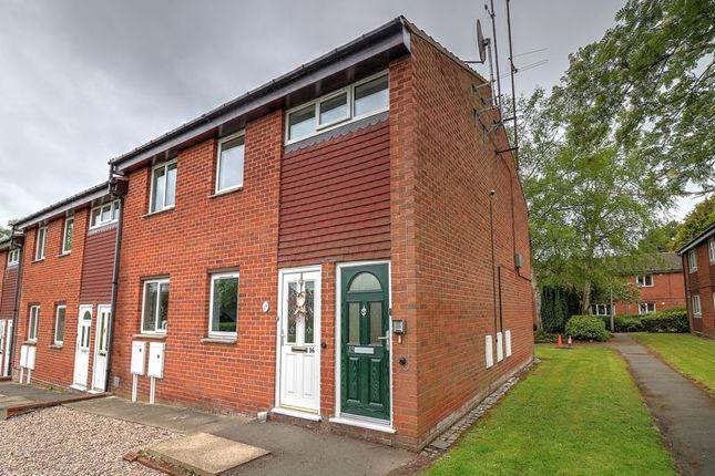 Thumbnail Flat for sale in Rowena Court, Cross Lane, Loughborough