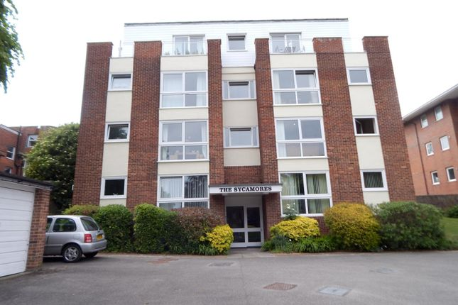 Thumbnail Property to rent in The Sycamores, Arundel Road, Eastbourne