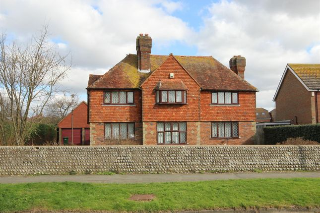 Thumbnail Detached house for sale in Carlton Road, Seaford