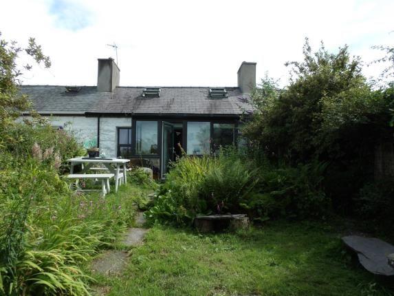 Thumbnail Terraced house for sale in Pant Y Celyn, Llanllyfni, Caernarfon, Gwynedd
