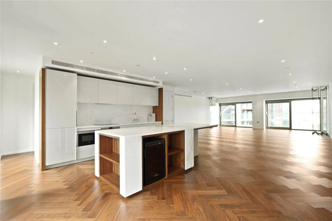 Thumbnail Flat to rent in Capital Building, Embassy Gardens, 8 New Union Square, Nine Elms