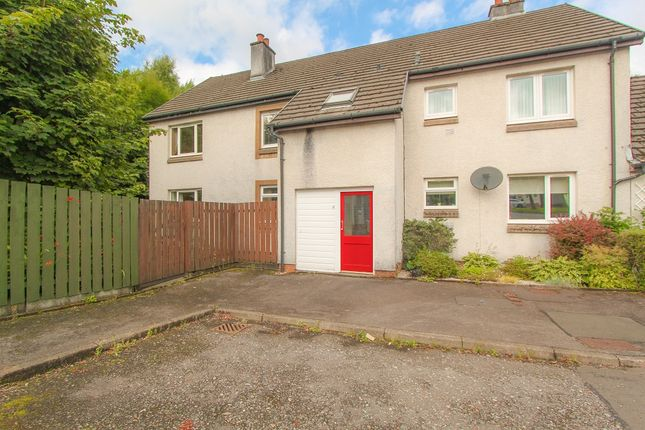 Thumbnail Flat for sale in Millpark Place, Oban