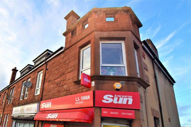 Thumbnail Flat for sale in Gavin Street, Motherwell