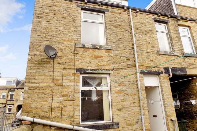 Front of Maudsley Street, Bradford BD3