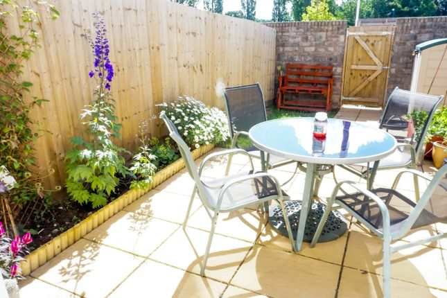 Thumbnail End terrace house for sale in Cilgant Ceinwen, Pontrhydyrun, Cwmbran, Torfaen