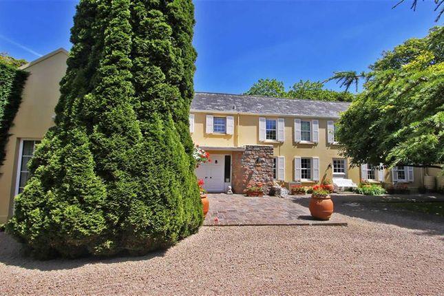 Thumbnail Detached house for sale in La Rue De Bel-Air, St. Mary, Jersey