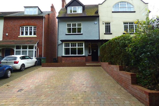 5 bed semi-detached house for sale in Lightwoods Hill, Warley, Birmingham