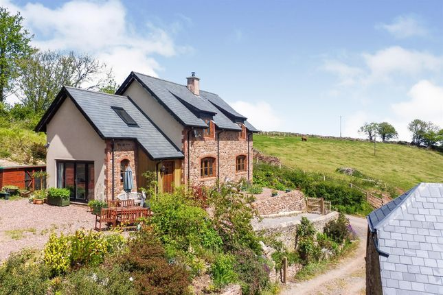 Thumbnail Detached house for sale in Brook Gardens, Lower Street, Withycombe, Minehead