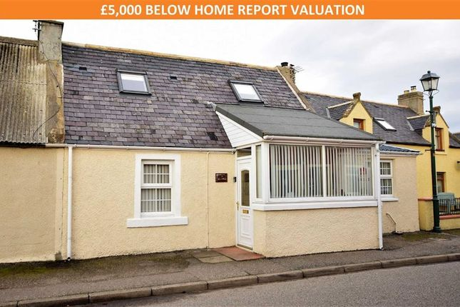 Thumbnail Cottage for sale in Main Street, Tain, Ross-Shire