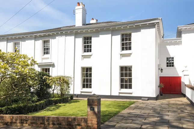 5 bed town house for sale in Lyndhurst Road, St. Leonards, Exeter
