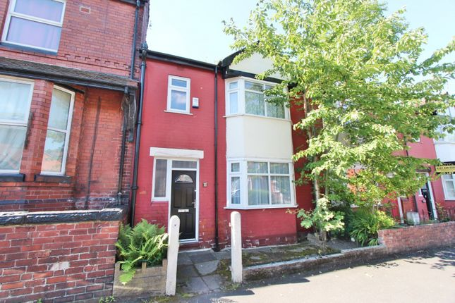External of Mabfield Road, Fallowfield, Manchester M14